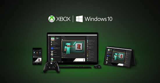 Xbox on Windows 10