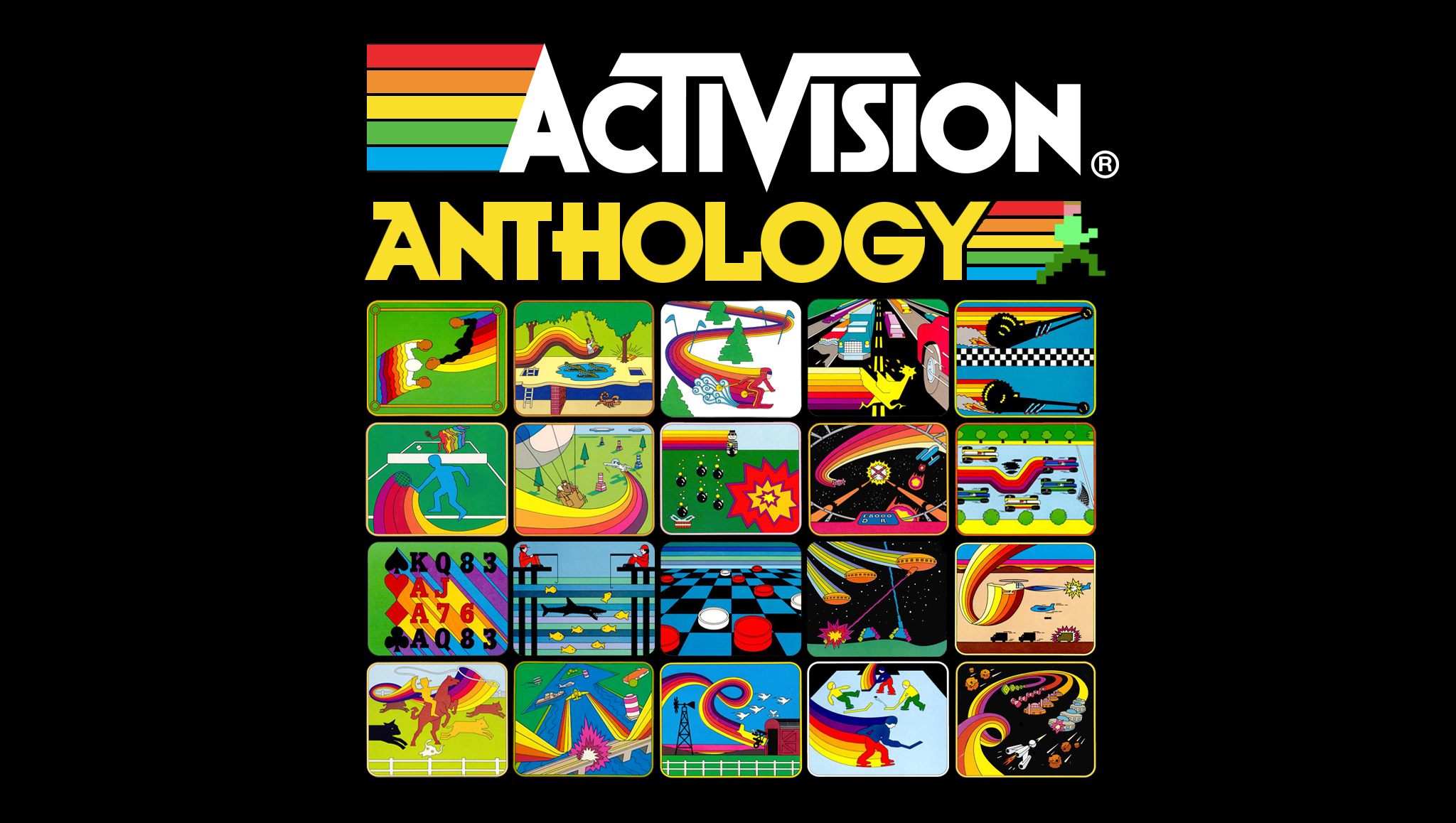 activision poster  Ant Farm: Activision Anthology: Launch Trailer