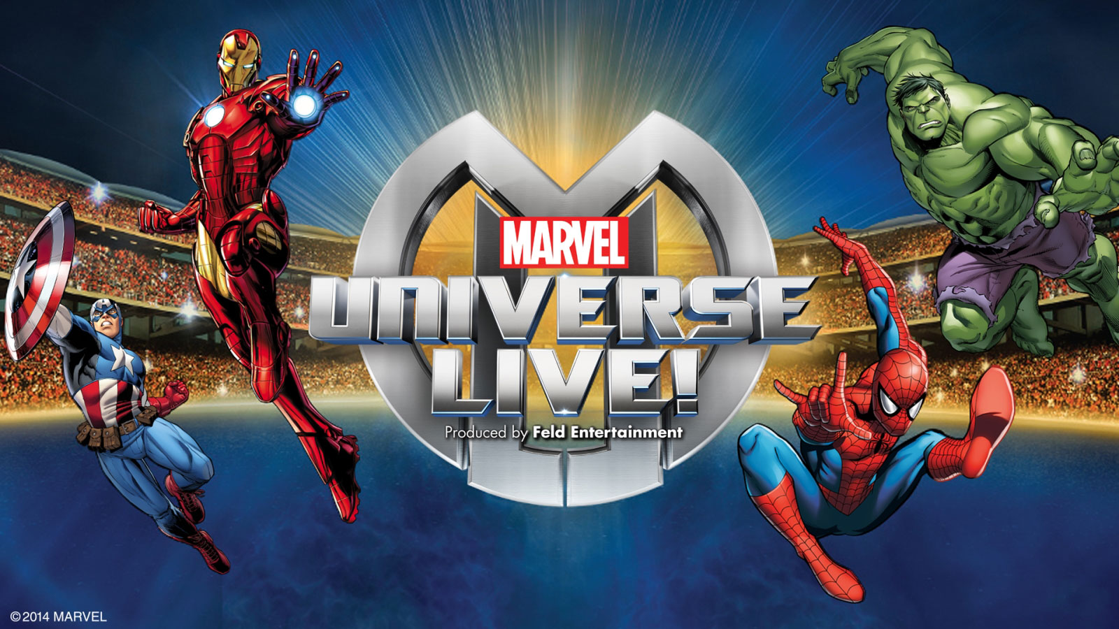 ant farm: marvel universe live!: animated content